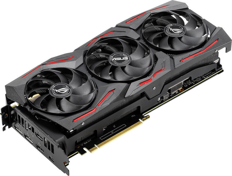 Asus ROG Strix GeForce RTX 2070 Super 8GB GDDR6 PCIE ROG-STRIX-RTX2070S-8G-GAMING