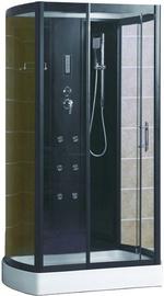 Dušas kabīne Vento Rimini, taisnstūrveida, 800x1200x2150 mm