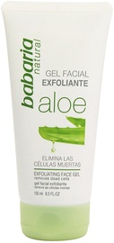 Sejas skrubis Babaria Aloe Vera Exfoliating Face Gel, 150 ml