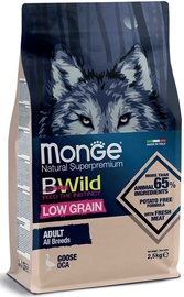 Monge BWild Low Grain Adult Goose 2.5kg