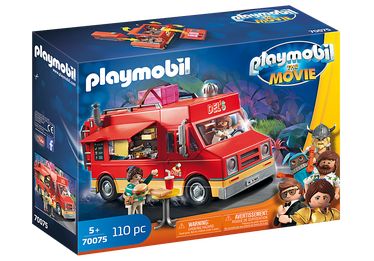KONSTR.PLAYMOBIL MOVIE 70075 DELO FURGON