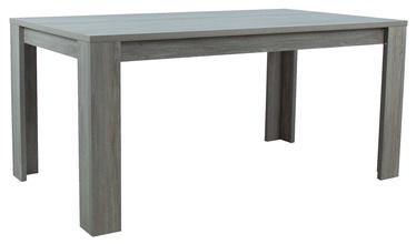 Home4you Flow Dining Table Grey Oak