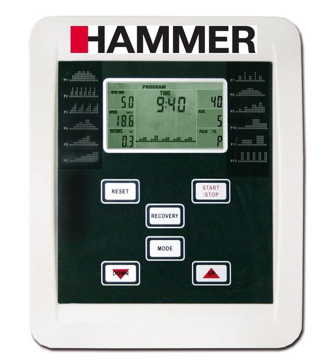 Trenažöör Hammer Cardio T1