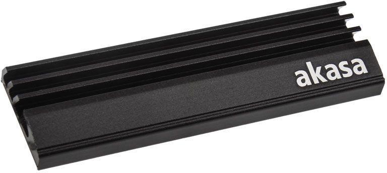 Akasa Heat Sink for M.2 SSD Kit A-M2HS01-BK