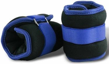 Phoenix Fitness Wrist Weights Blue 1kg