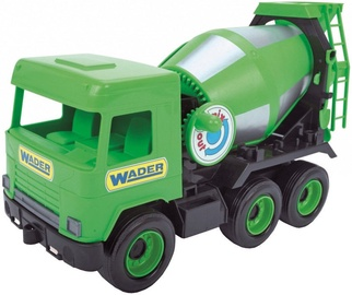 Wader Middle Truck Concrete Mixer Green 32104