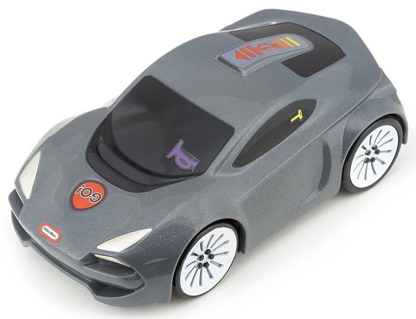 Little Tikes Touch 'N Go Racer Grey Sportscar