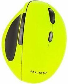 Kompiuterio pelė Blow MP-50 Yellow, laidinė, optinė