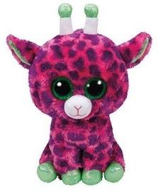 TY Beanie Boos Giraffe Gilbert Pink 24cm