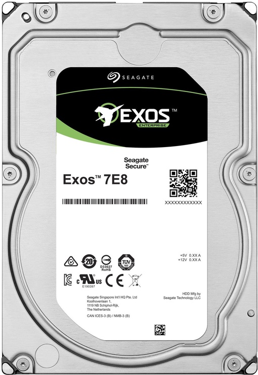 Жесткий диск сервера (HDD) Seagate ST2000NM000A, 256 МБ, 2 TB