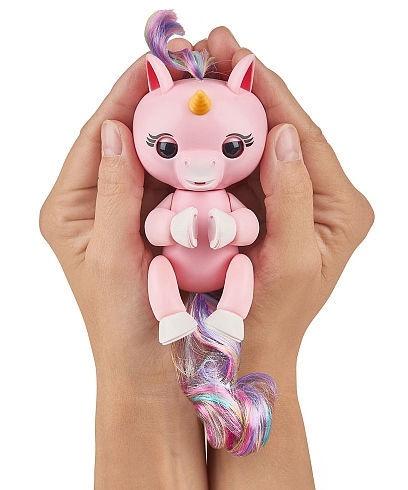 Fingerlings Baby Unicorn Gemma Pink 3707