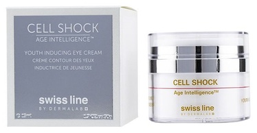 Swiss Line Cell Shock Age Intelligence Youth Inducing Eye Cream 15ml