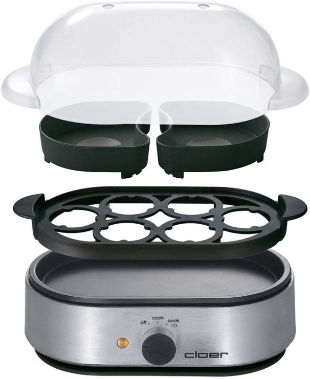 CLoer Egg Cooker 6099 Stainless Steel