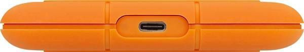 Жесткий диск (внешний) Lacie Rugged 500GB USB-C NVMe SSD STHR500800