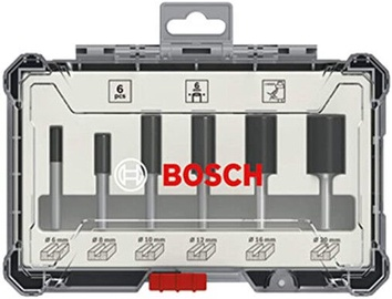 Bosch 2607017465 Straight Cutter Set 6pcs