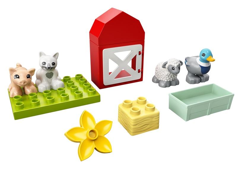 Constructor LEGO Duplo Farm Animal Care 10949