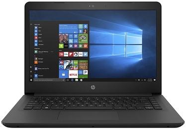 Nešiojamas kompiuteris HP 14-bp019na Black 2LD24EA#ABU