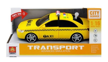 Wenyi City Service Transport Taxi