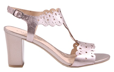 Caprice Sandal 9/9-28312/20 Rose Metallic 38