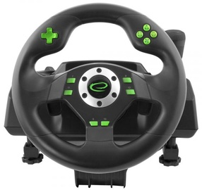Esperanza Drift Steering Wheel Black