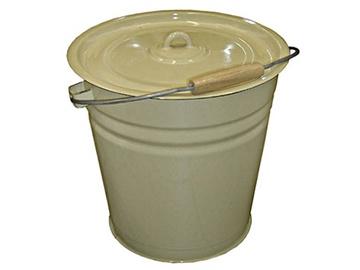 SN Enamelled Steel Bucket 12l