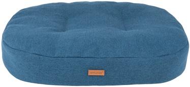 Amiplay Montana Oval Mattress L 78x65x10cm Blue