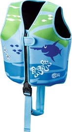 Спасательный жилет Beco Sealife, синий/зеленый, M, 18 кг