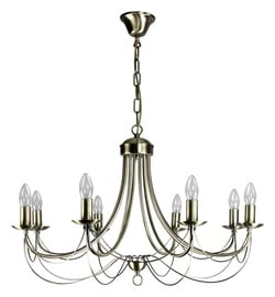 Domoletti Ceiling Light Mariana MD9668-8 8x60W E14