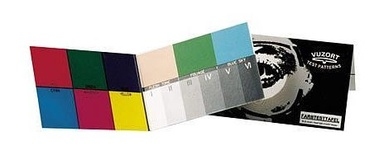 BIG Color Test Chart