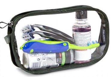 Osprey Washbag Carry On Shadow Grey