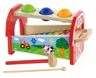 Viga Pounding Bench And Xylophone 50348