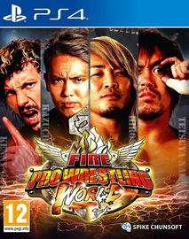Игра для PlayStation 4 (PS4) Fire Pro Wrestling World PS4