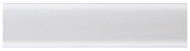 Põrandaliist SG5000 2.5m, valge PVC