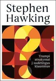 Knyga Trumpi atsakymai į sudėtingus klausimus