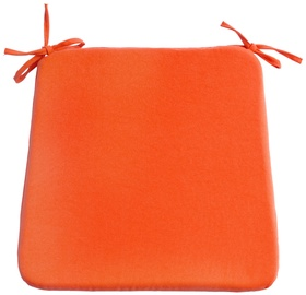 Home4you Frankfury 2 Chair Pad 39x39cm Orange