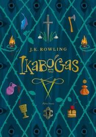 Knyga Ikabogas