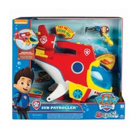 Žaislinis povandenis laivas Paw Patrol 6040054
