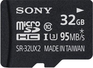 Sony SR-UX2A Series 32GB Micro SDHC UHS-I U3 Class 10