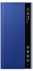 Samsung Clear View Case For Samsung Galaxy Note 10 Plus Blue
