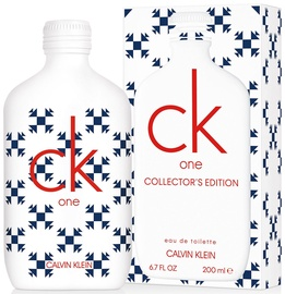 Calvin Klein CK One Collector's Edition 200ml EDT Unisex