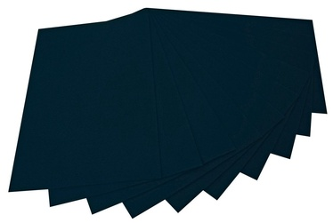 Folia 20 x 30cm 150g/m2 10pcs Black