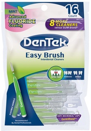DenTek Easy Brush Extra Tight 16pcs