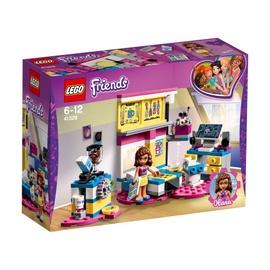 Konstruktorius LEGO Friends, Olivjos prašmatnus miegamasis 41329