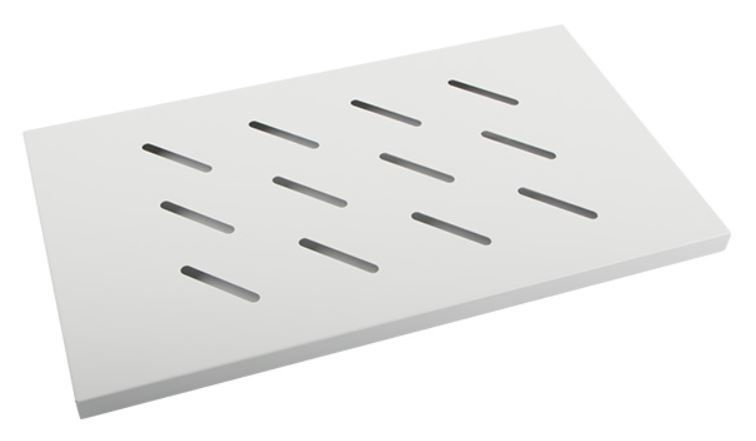 Riiul Lanberg Fixed Shelf 19'' 500 x 280mm Grey