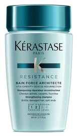 Šampūnas Kerastase Resistance Bain Force Architecte, 80 ml