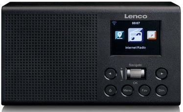 Переносной радиоприемник Lenco DIR-60 Internetradio