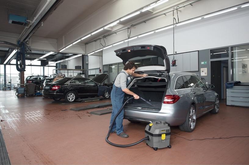 Karcher Car Cleaning Kit DN35 2.862-166.0