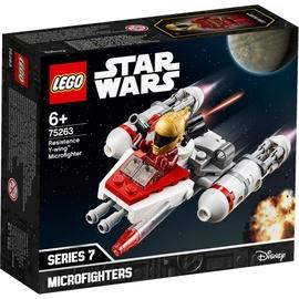 """Konstruktorius LEGO®Star Wars TM 75263 Pasipriešinimo """"Y-Wing™"""" mažasis kovotojas"""