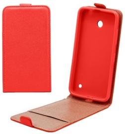 Telone Shine Pocket Slim Flip Case Samsung A510 Galaxy A5 Red