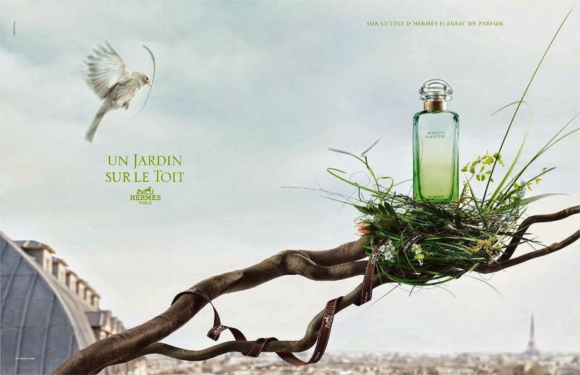 Hermes Un Jardin Sur Le Toit 100ml EDT Unisex
